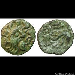 Bellovaques - Bronze au lion