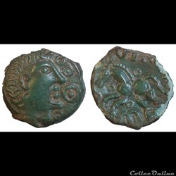 Bronze Castulgis VIRICI