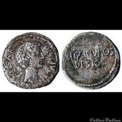 Denier Octave et Agrippa