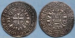 Philippe IV (gros tournois à l'O rond)