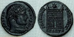 RIC.81 Constantin I (AE3, Providentiae A...