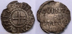 Louis le Pieux (denier, Quentovic)