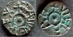 Eanred (styca, monétaire Wileah)