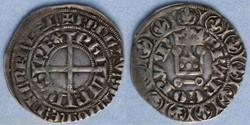 Philippe VI (gros à la couronne, 1ère ém...