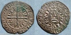 Philippe VI (gros à la couronne, 2ème ém...