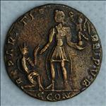 Monnaies romaines d'Arles