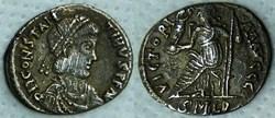 RIC.1531 Constantin III (silique, Victor...