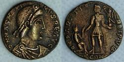RIC.26a2 Magnus Maximus (AE2, Reparatio ...