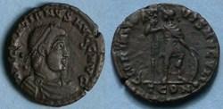 RIC.15 Gratien (AE3, Gloria Novi Saecvli...