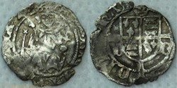 Henry VII Tudor (penny de type souverain...