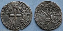 Charles IV (maille blanche, 2ème émissio...