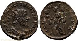 RIC.108 Victorin (antoninien, Fides Mili...