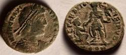 RIC.26a3 Magnus Maximus (AE2, Reparatio ...