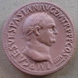 Vespasion Médaillon