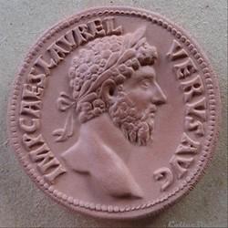 Lucius Verus Médaillon