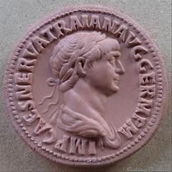 Trajan Médaillon