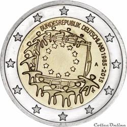 30 Ans du Drapeau Européen Allemagne 201...