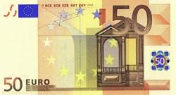 Billet de 50 euros (zone euro)