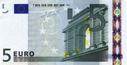 Billet de 5 euros (zone euro)