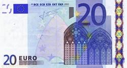 Billet de 20 euros (zone euro)