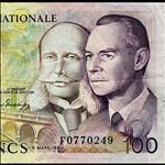 Billets de banque (sans séries complète)