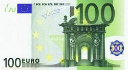 Billet de 100 euros (zone euro)