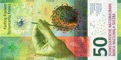 Billet de 50 francs suisse
