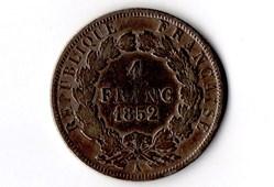 1 franc Louis-Napoléon Bonaparte