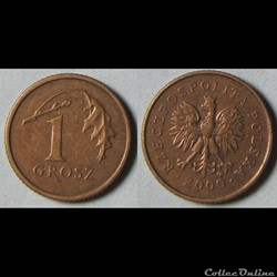 1 grosz 2000
