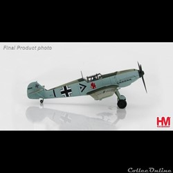 "BF 109E-4 ""Adolpf Galland"" JG 26, France..."