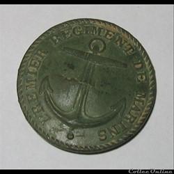 1er Régiment de Marins - 1792-1794