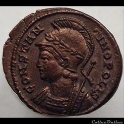 Constantinopolis - Nummus - RIC 543