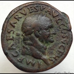 Vespasien - As - Aeqvitas Avgvst - RIC 720