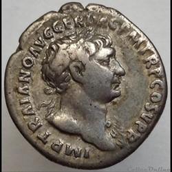 Trajan - Denier - SPQR Optimo Principi