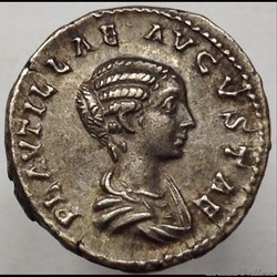 Plautille - Denier - Propago Imperi - RIC 362
