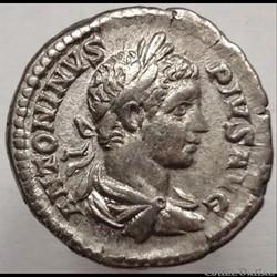 Caracalla - Denier - Salvs - RIC 82