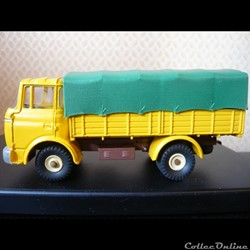 "Camion bâché ""GAK"""