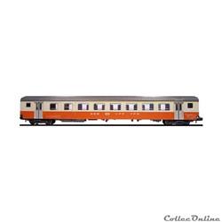Minitrix CFF Swiss-Express 1 Cl. avec fo...