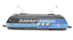 Kato CFF Re 460 034-2 Zugkraft Aargau