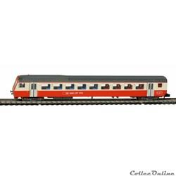 Minitrix CFF Swiss-Express 2 Cl. Bt 50 8...