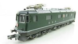 Hobbytrain CFF Re 6/6 11642 Monthey