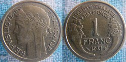 1 Franc 1941