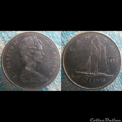 10 Cents 1978