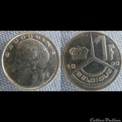 1 Franc 1990 fr