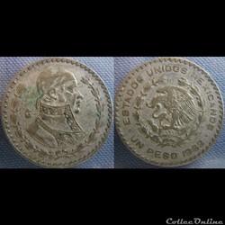 1 Peso 1962