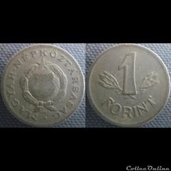 1 Forint 1967