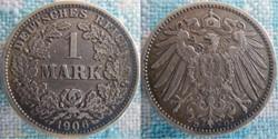 1 mark 1906 D