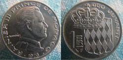 1 Franc 1976