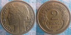 2 Francs 1937
