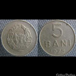 5 Bani 1975